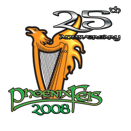 Phx Feis Logo 2008 25th B