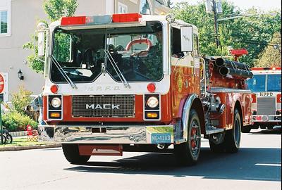 Photo's from 2008 N.V.F.C.A. Parade, Haworth, NJ