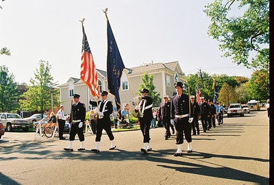 Photo's from 2008 N.V.F.C.A. Parade, Haworth, NJ
