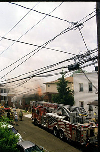 Photo's from Garfield 3rd alarm WSF Mcarthor Ave. 6-08-08