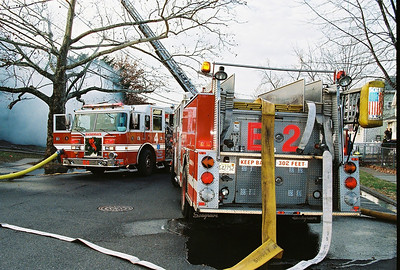 Photo's from Hackensack 2nd Alarm Park & Berry St 12-15-08