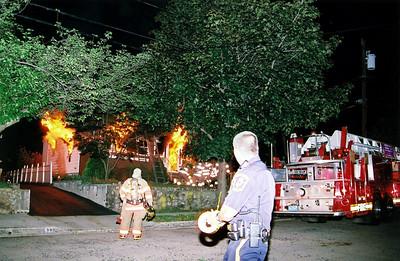 Wood Ridge 2nd Alarm Fatal WSF Marlboro Rd. 6-12-08