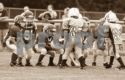 6U Acworth Warriors vs SCRA Redskins