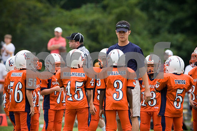 7U Acworth Warriors vs SCRA Redskins