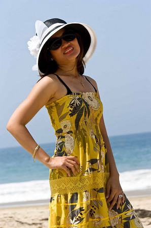 Crystal Cove Beach: July 12, 2008