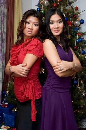 Family Christmas: December 25, 2008