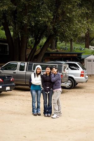 Santa Anita Canyon: April 8, 2008