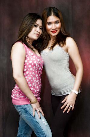 The Ladies: April 7, 2008