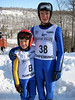 Adam and Ben before Team Competition