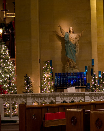 2008 Christmas - Midnight Mass
