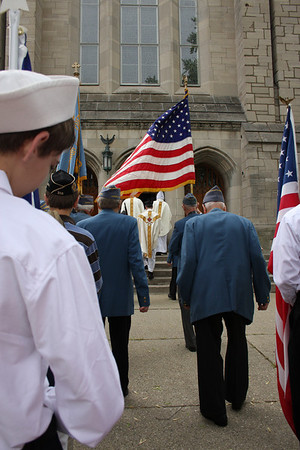 2008 Memorial Day at Assumption Grotto