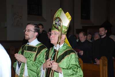 Seven Installed in Ministry of Acolyte