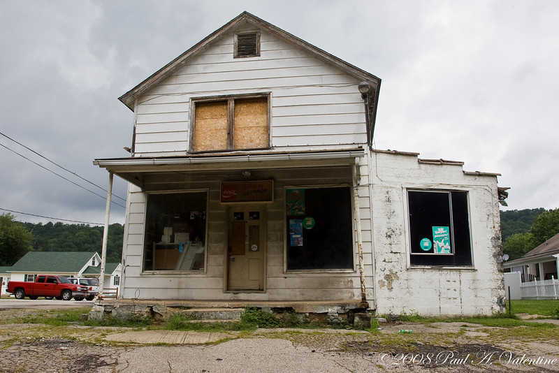 Phipps Grocery, Altizer WV, 08-02-08