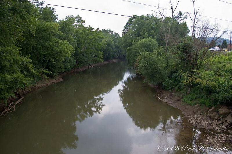 """Guyandotte River, Barboursville WV 08-02-08"""