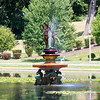 """Dance of the Eternal Spring"" Fountain. Italian Gardens, Harrisburg PA 08-08-08"