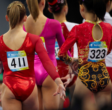 2008 USA Olympic Gymnastics