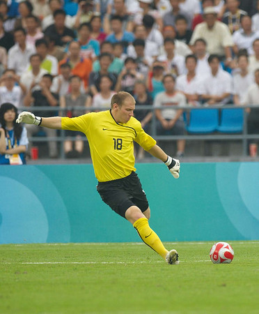 2008 USA Olympic Soccer