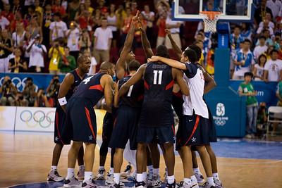 USA Men Win Gold Medal