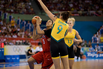 USA Women Win Gold Medal
