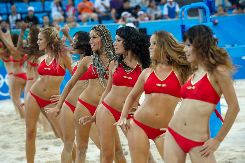 Sexy beach volley ball photos