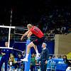 Men's Volleyball Gold match def  Brazil_K2K5911