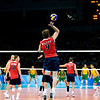 Men's Volleyball Gold match def  Brazil_K2K5900