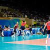 Men's Volleyball Gold match def  Brazil_K2K5902