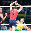 Men's Volleyball Gold match def  Brazil_LBS2542