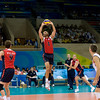 Men's Volleyball Gold match def  Brazil_K2K5870