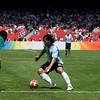 2008 Olympics gold Argentina def  Nigeria3K2K4692