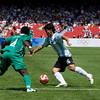 2008 Olympics gold Argentina def  Nigeria3K2K4693