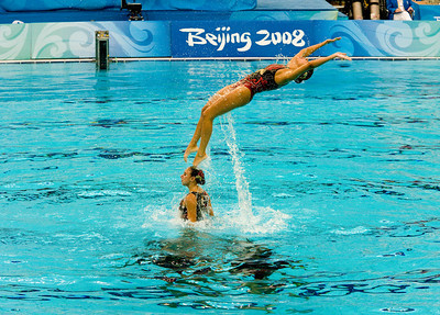Synchronized Swimming Series