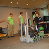 Our robot can pick you up