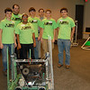 The Cinco Ranch Robotics Team, mentored by BP employees