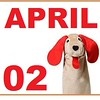 dog puppet apr. 02