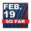 feb 19 (so far) cover