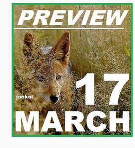 Jackal  cover march seventeen