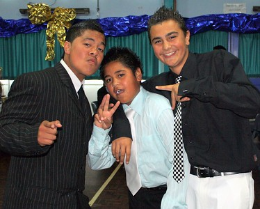 2008 Year 8 Graduation Ball