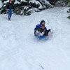 Snow Play on Mt Ashland