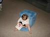 Little bookworm!