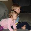 Watching The Chipmunks.