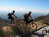 February Bikepacking trip to Idlehour with Brian, Brian, Hans and myself.