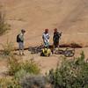 Igor crashes day one-Slickrock Trail