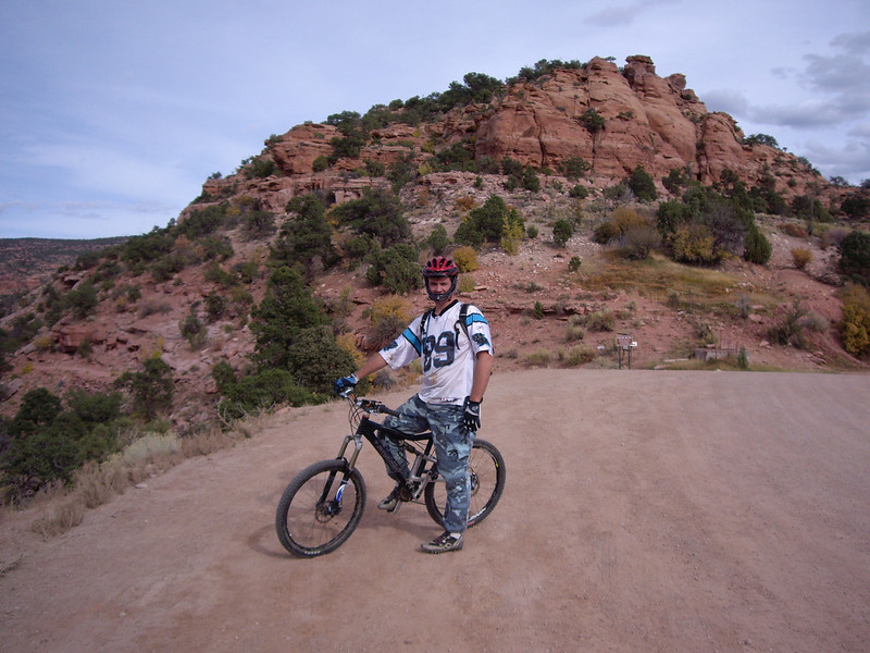 John day one-Slickrock Trail