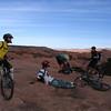 day one-Slickrock Trail