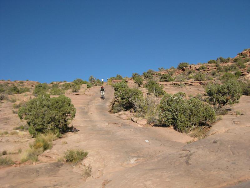 Day five-Moab Rim Trail