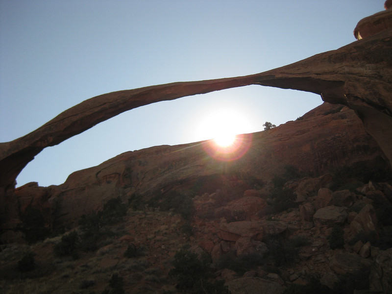 Day four- Arches National Park hiking