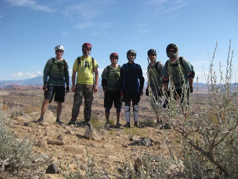 Day three- Salt Wash, Sovereign and Cedar Mountain Trails