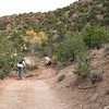 Day one-Porcupine Rim Trail