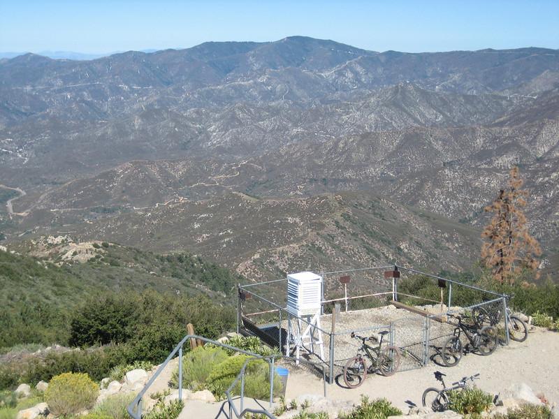 Vetter Mountain lookout